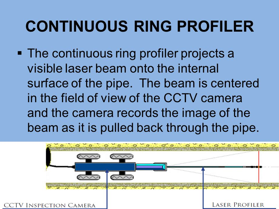 CONTINUOUS RING PROFILER