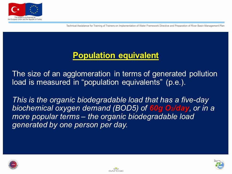 Population equivalent