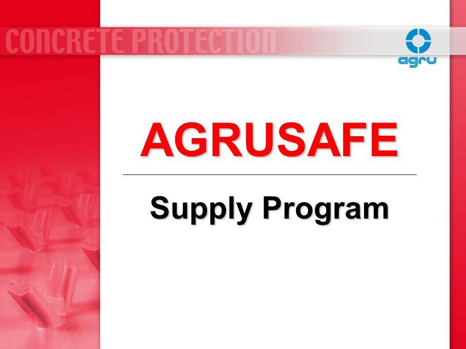 AGRUSAFE Supply Program