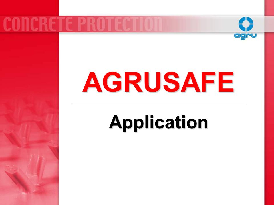 AGRUSAFE Application