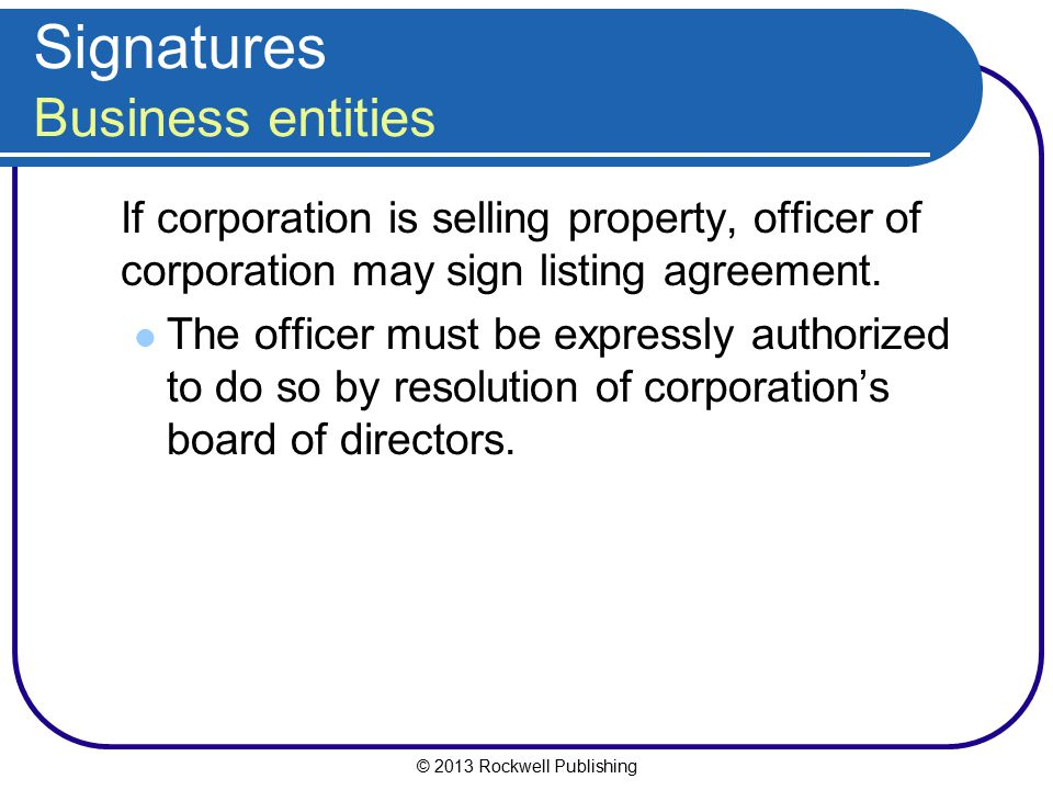 Washington Real Estate Practices - Ppt Download