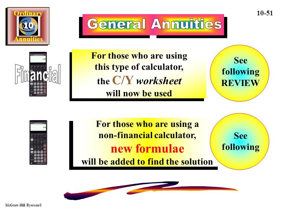 General Annuities Financial