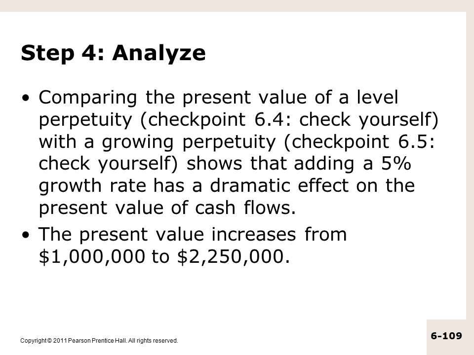 Step 4: Analyze