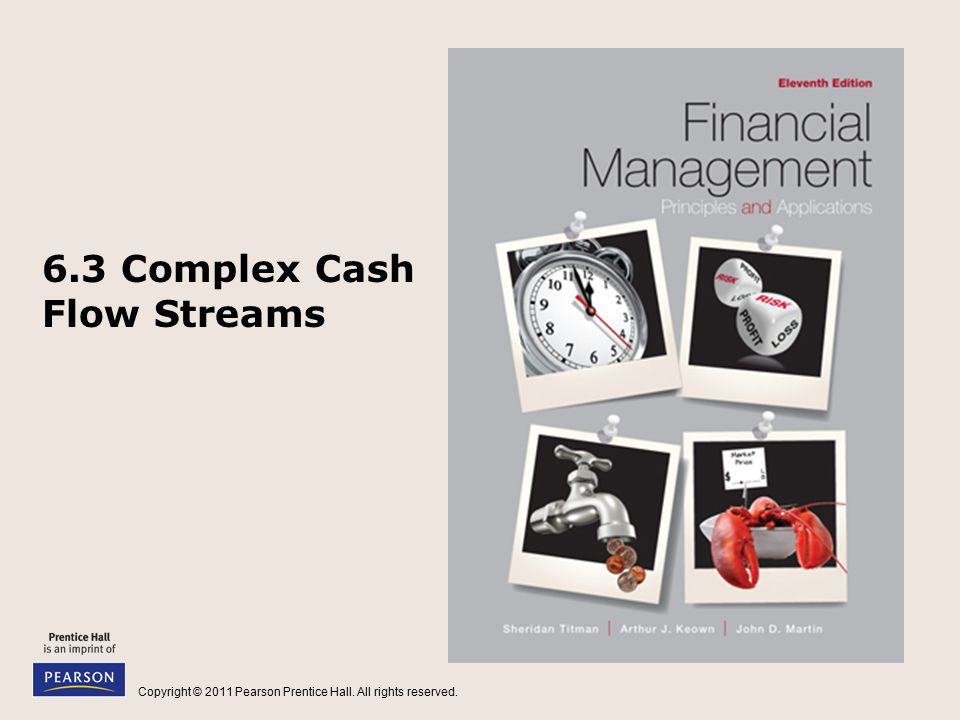6.3 Complex Cash Flow Streams