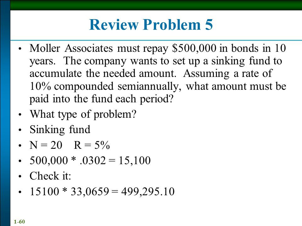 Review Problem 5