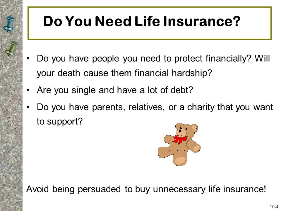 Do You Need Life Insurance