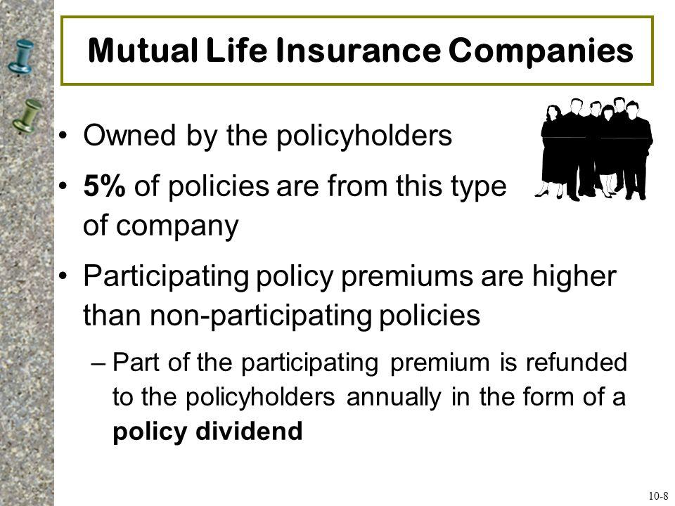 Mutual Life Insurance Companies
