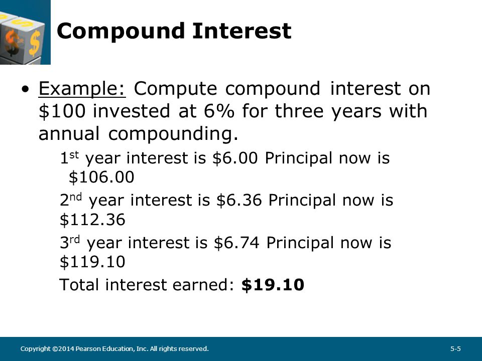 Future Value Future Value is the amount a sum will grow to in a certain number of years when compounded at a specific rate.