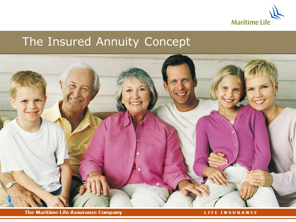 The Insured Annuity Concept