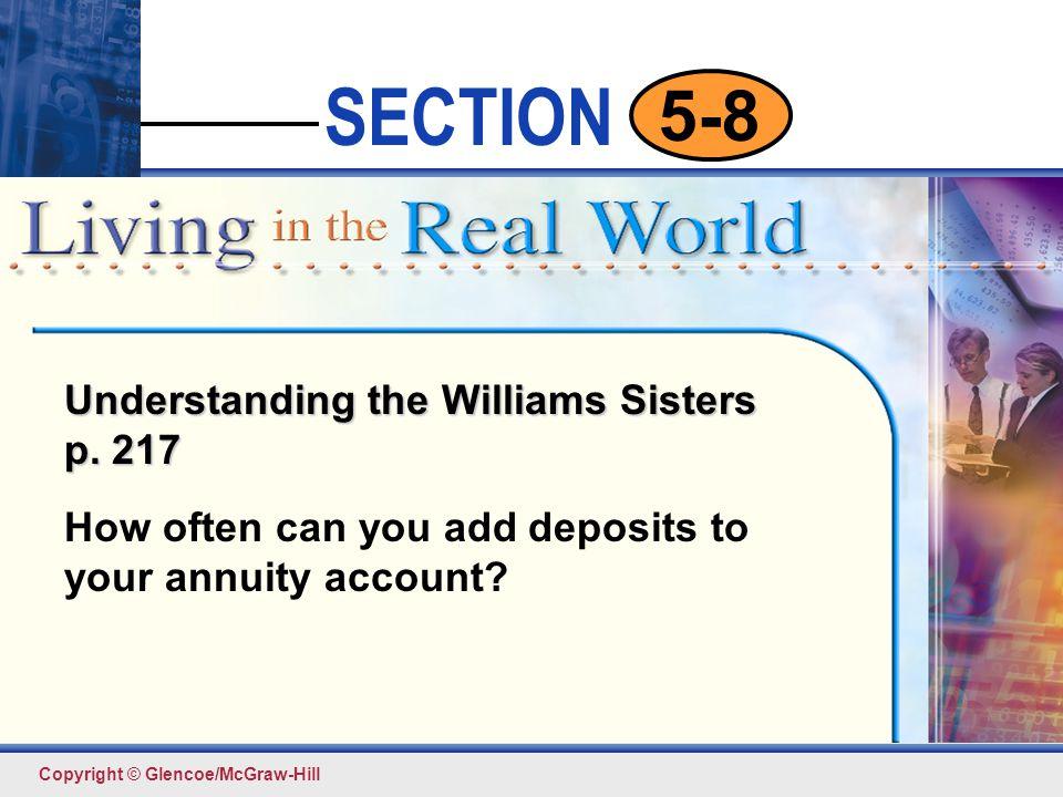 Understanding the Williams Sisters