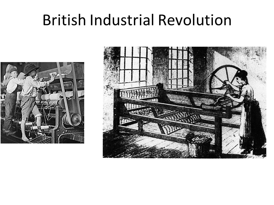 British Industrial Revolution