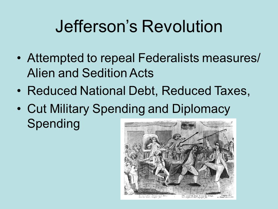 Jefferson's Revolution