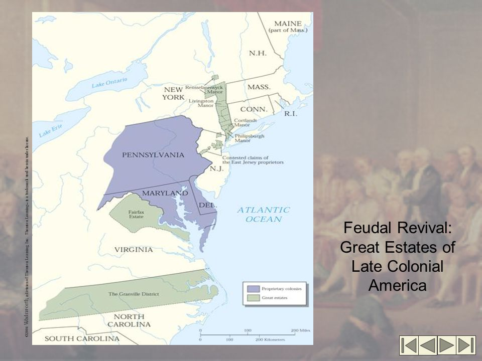 Feudal Revival: Great Estates of Late Colonial America