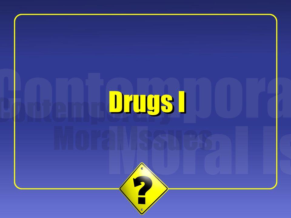 Drugs I Drugs I