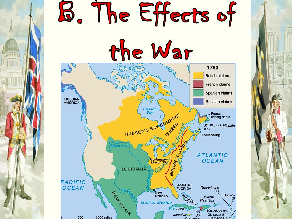 B. The Effects of the War