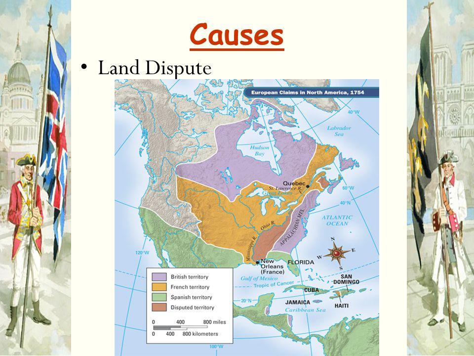 Causes Land Dispute