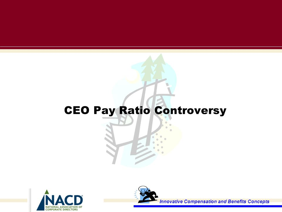 The Pay-Ratio Rule in Broad Terms
