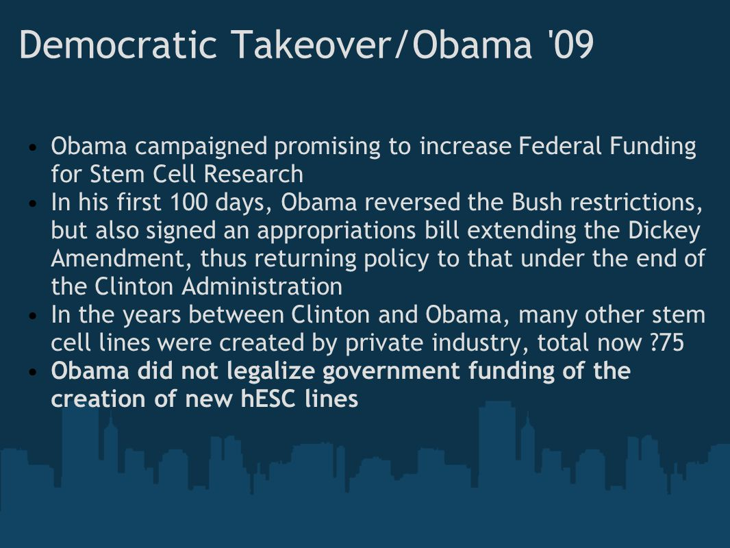 Democratic Takeover/Obama 09