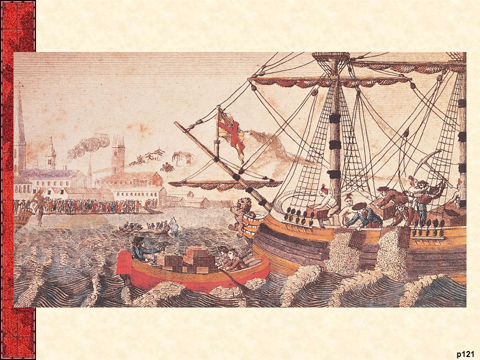 The Boston Tea Party, December 16, 1773 Crying. Boston harbor a teapot this. night, Sons of Liberty disguised.
