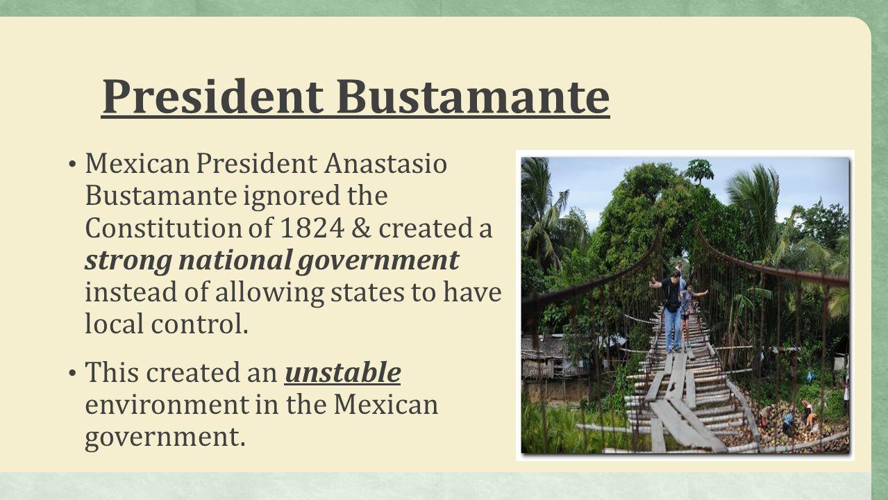 President Bustamante