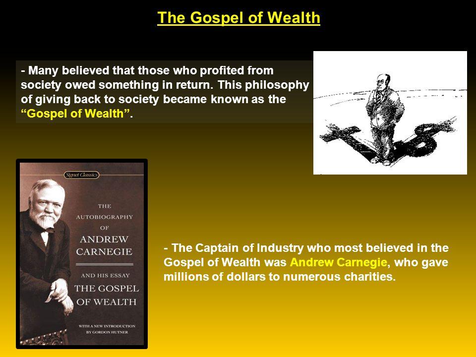 Finance Capitalists