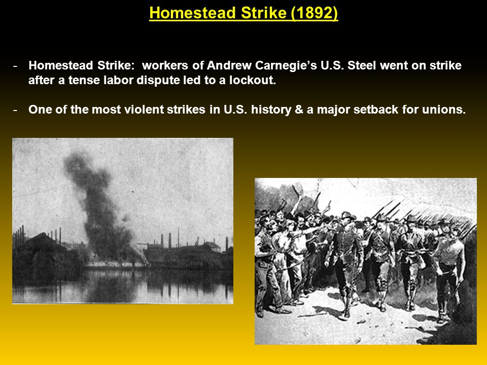 Pullman Strike - The Pullman Strike: a nationwide conflict between labor unions & railroads that occurred near Chicago in 1894.