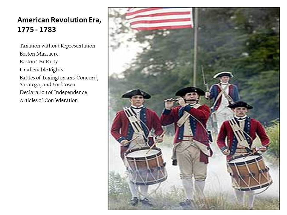 the american revolution not really revolutionary essay
