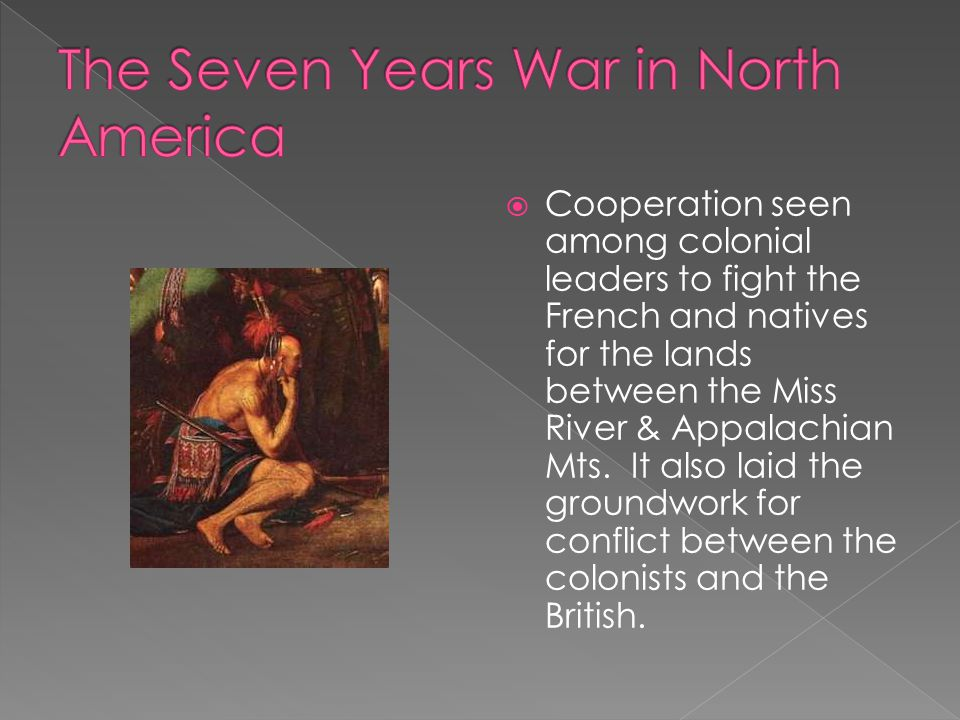 The Seven Years War in North America