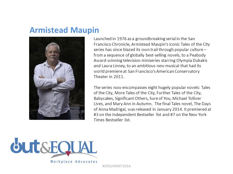 Armistead Maupin