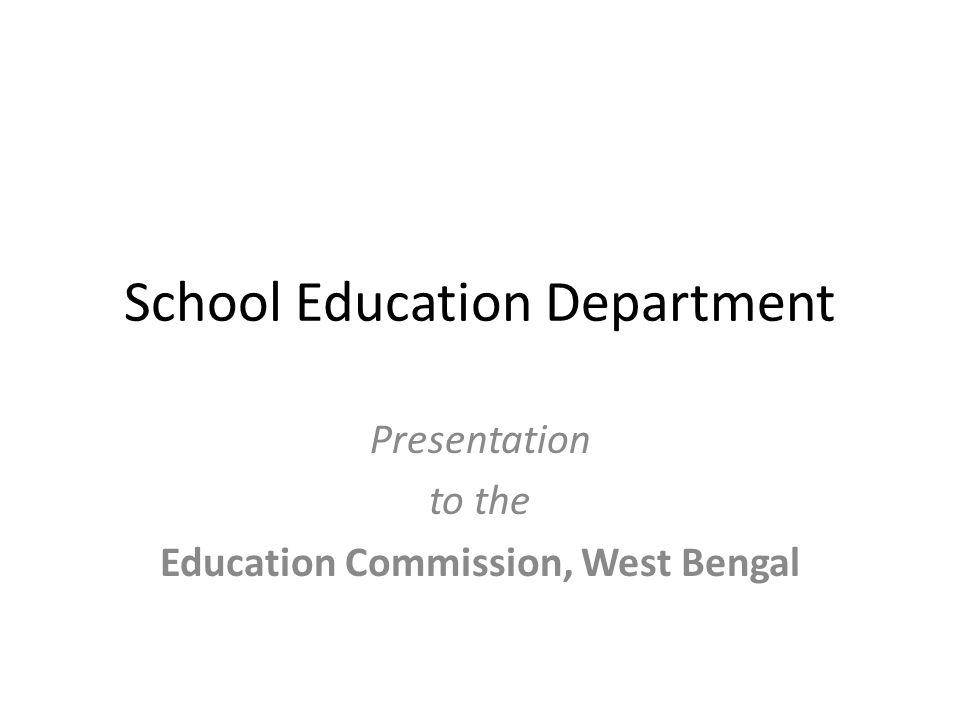 School Education Department