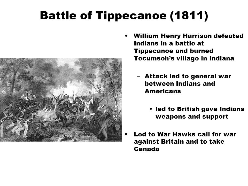 Battle of Tippecanoe (1811)