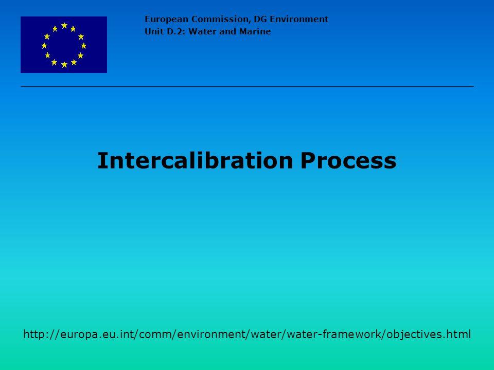 Intercalibration Process
