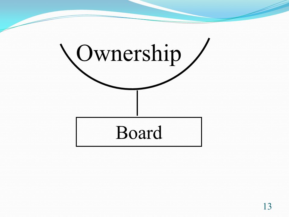 Ownership Carver uses graphics to help with understanding and visualization of the model.