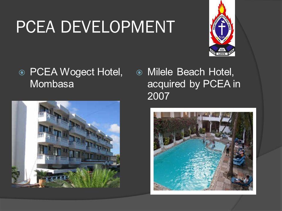 PCEA DEVELOPMENT PCEA Wogect Hotel, Mombasa