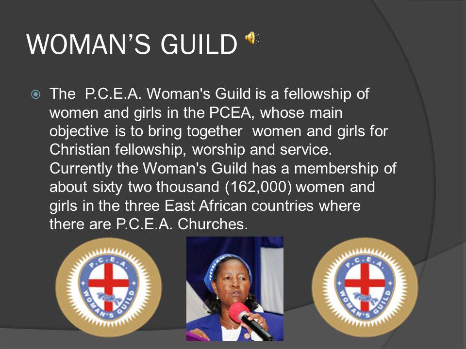 WOMAN'S GUILD