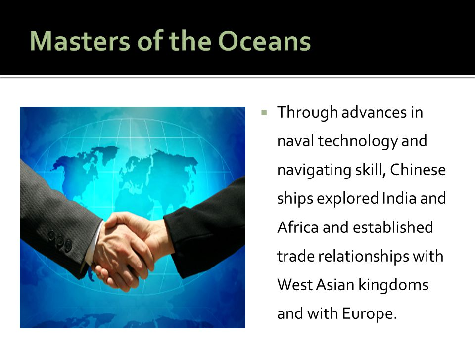 Masters of the Oceans