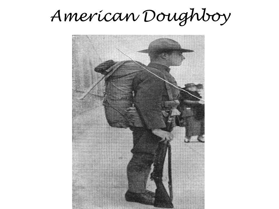 American Doughboy