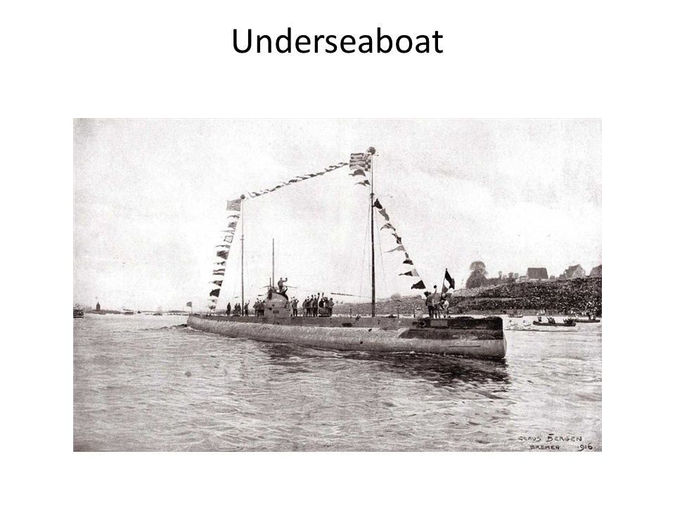 Underseaboat