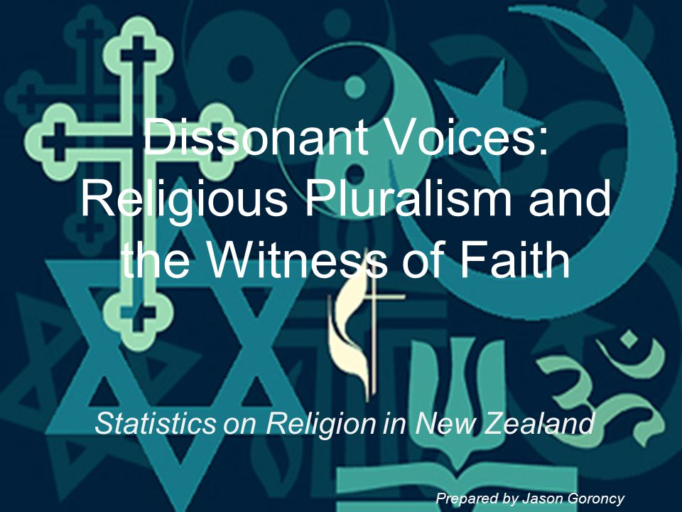 Dissonant Voices: Religious Pluralism and the Witness of Faith
