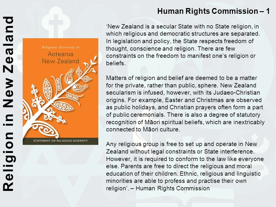 Human Rights Commission – 1