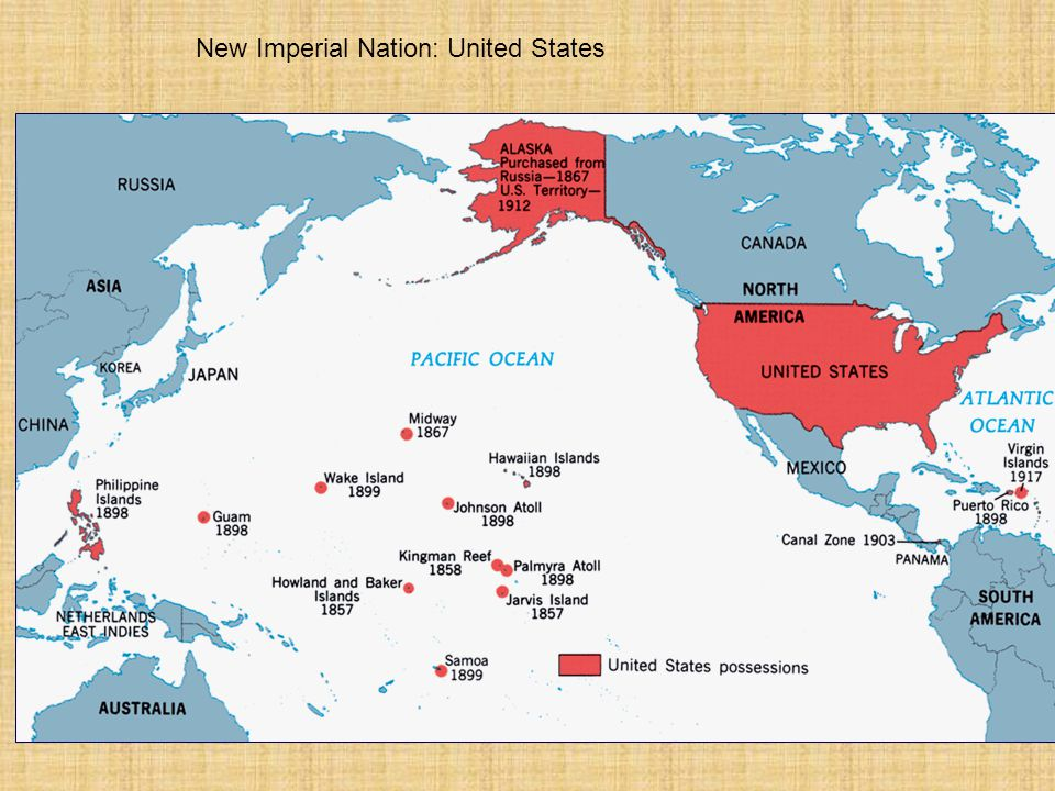 New Imperial Nation: United States