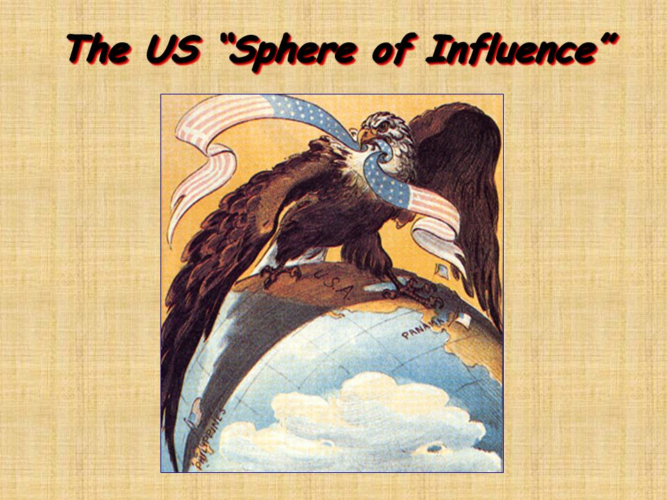 The US Sphere of Influence