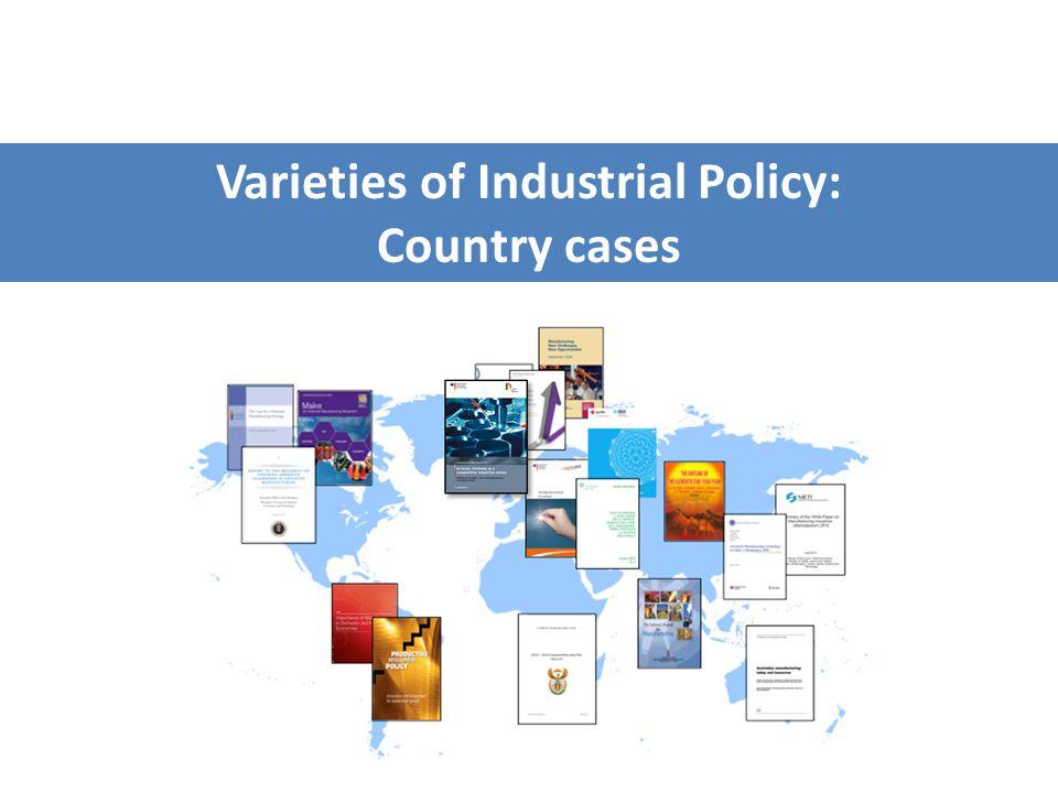 Varieties of Industrial Policy: