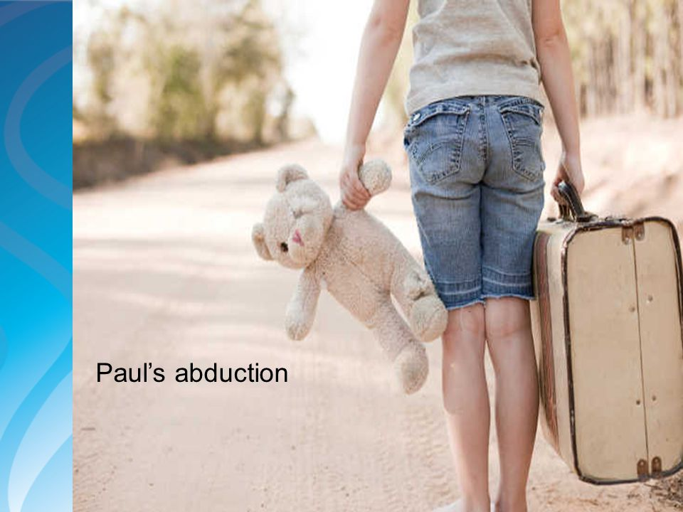 Paul is aged 6. Paul and his parents, Carmen and Roberto are nationals of Spain, but came to live permanently in Melbourne in 2009. They have relatives, including Paul's maternal grandmother in Melbourne