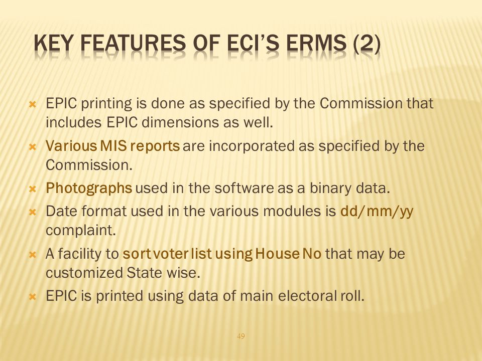 Key Features of ECI's ERMS (2)