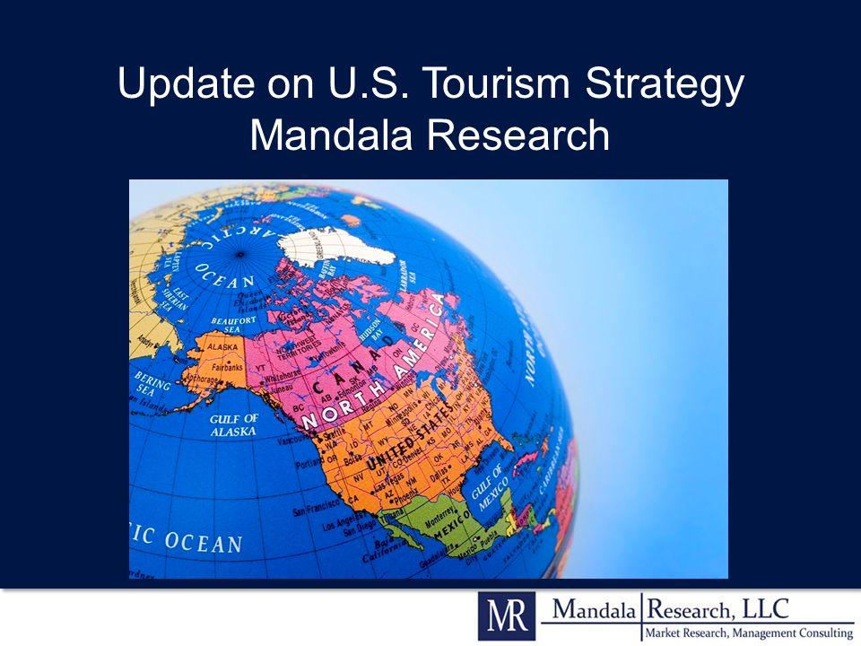 Update on U.S. Tourism Strategy