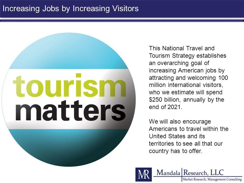 Increasing Jobs by Increasing Visitors