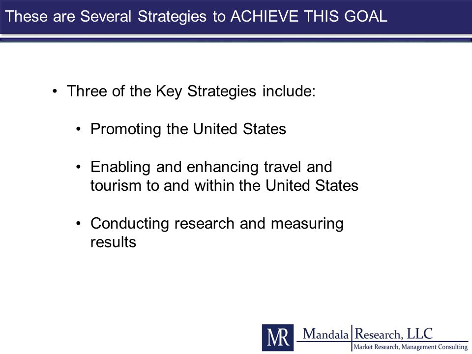 These are Several Strategies to ACHIEVE THIS GOAL