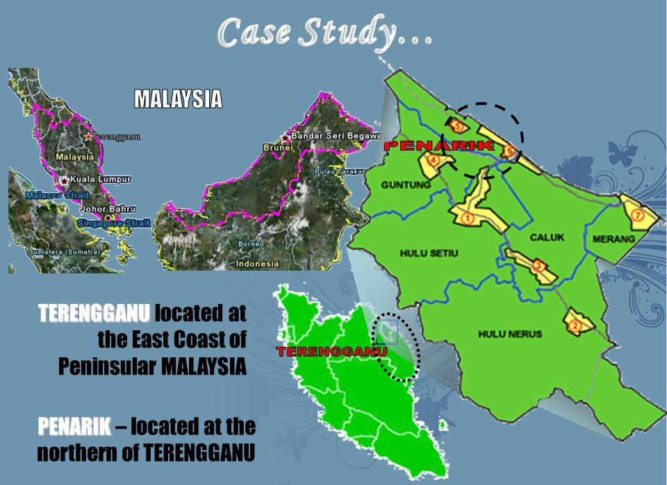 Case Study… MALAYSIA PENARIK TERENGGANU