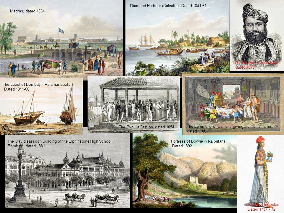 Diamond Harbour (Calcutta), Dated 1841-61